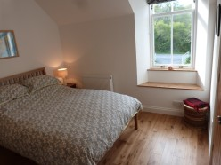 Double En Suite Bedroom with Fairy Hill View
