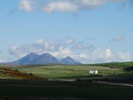 Paps of Jura from the High Road