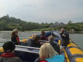 Boat trips with Islay Sea-Adventures