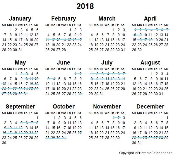 2018 FLAT